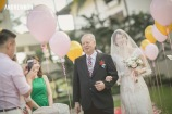 Garden Wedding March in